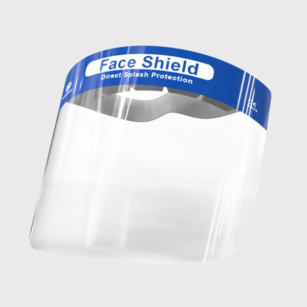 FACE SHIELD PROTECTIVE ISOLATION MASK (20pc)